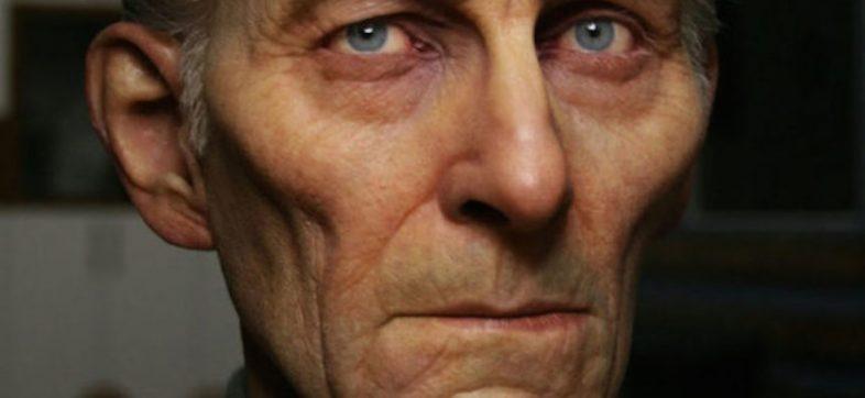 Peter Cushing digitalizado