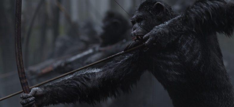 planeta de los simios guerra
