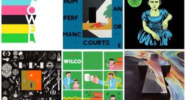Los discos que nos regalaron las mejores portadas del 2016