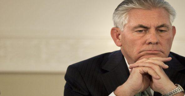 Rex Tillerson podría ser elegido como secretario de Estado