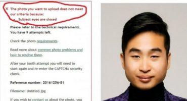 Y en la nota idiota del día: Niegan pasaporte a asiático por salir