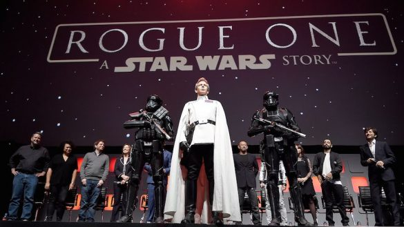 Rogue One Premiere