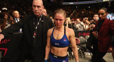 Ronda Rousey y el final que se ve muy cerca