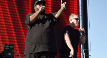 "Run The Jewels anuncia su nuevo disco 'RTJ3' y estrena ""Legend Has It"""