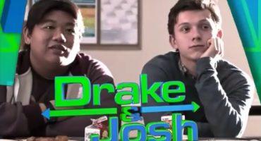 ¿Y si Spider-Man: Homecoming fuera como Drake y Josh?