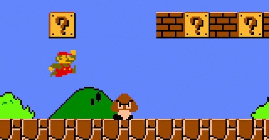 Super Mario - Nintendo