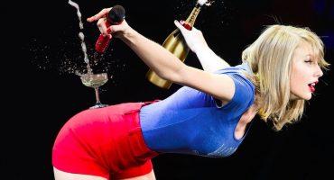 Esta sexy foto de Taylor Swift desató una épica guerra de Photoshop