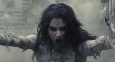 Uno de los trailers de The Mummy salió sin sonido y el resultado es glorioso