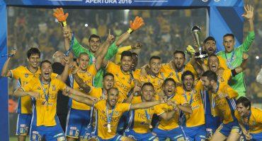 ¡Feliz Centenario! Tigres es campeón del Apertura 2016