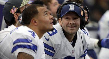 ¡El terror de Dallas! Se viene Tony Romo en la Semana 17