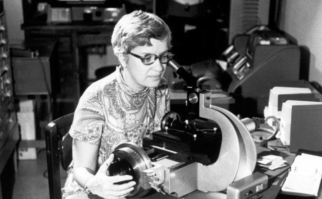 Murió Vera Rubin, una importante astrónoma