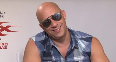 Rápido y Fogoso: vean a Vin Diesel ligar con una reportera
