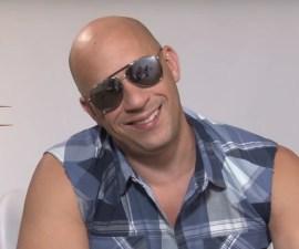 Vin Diesel ligando