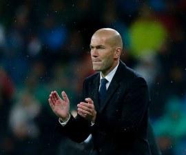 Zinedine Zidane récord victorias