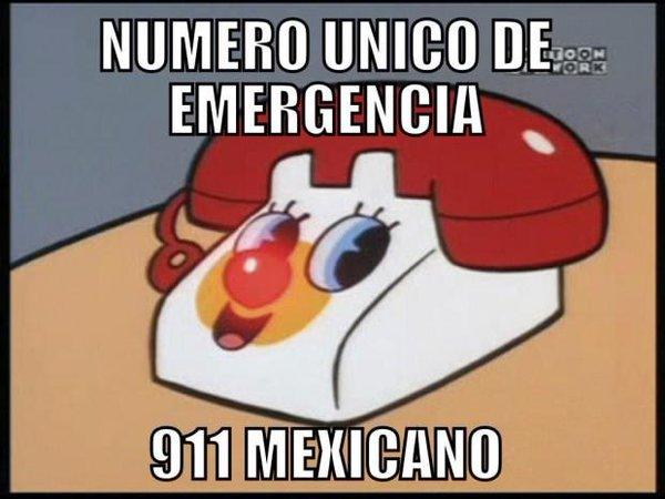 911-mexicano