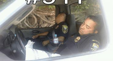 En caso de emergencia marque 911