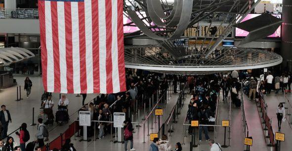 Aeropuerto JFK Estados Unidos