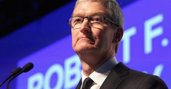 Apple baja el sueldo de Tim Cook por no cumplir los objetivos