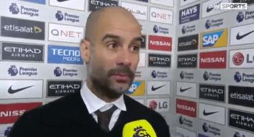 ¿No que Mourinho era el malo? La entrevista más pedante de Guardiola