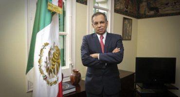 Renuncia Fidel Herrera, cónsul de México en Barcelona