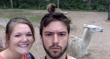 Este dude planea sacarse una selfie diaria por el resto de su vida