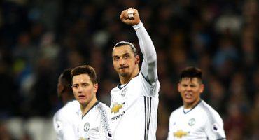 El Manchester United derrota al West Ham y sigue en ascenso