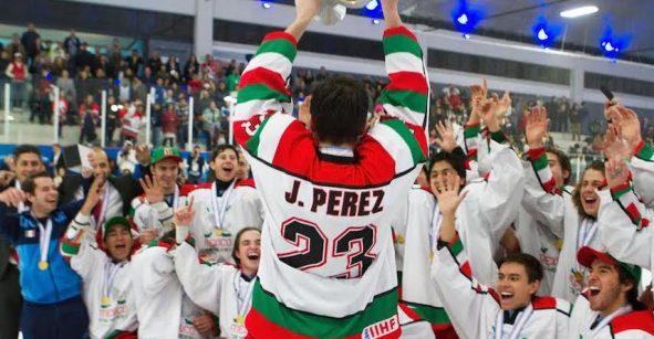 Histórico triunfo de México en el Mundial de hockey sobre hielo