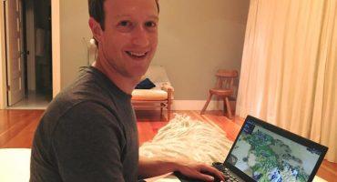 ¿Qué hay detrás de la página de Facebook de Mark Zuckerberg?