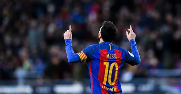 Lionel Messi le anota a Las Palmas y ya le marcó a casi todos en España