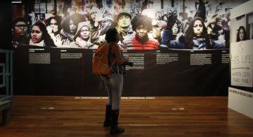 Feminicidio en México: una exposición del Museo Memoria y Tolerancia