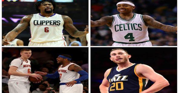 Los jugadores que realmente deberían ir al All-Star de la NBA