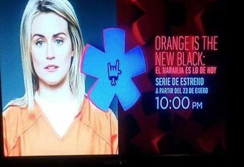 Orange is the New Black Televisa