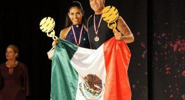 Pareja mexicana gana primer lugar en el World Latin Dance 2016