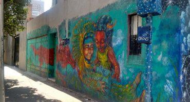 El arte callejero que invade la ciudad