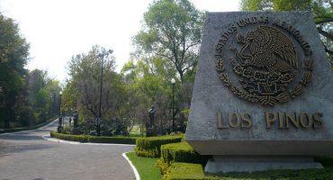 Los Pinos: Residencia Oficial de la Corrupción, según Google Maps