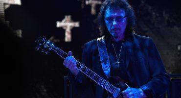 Operaron a Tony Iommi de Black Sabbath, por si los tenía con pendiente