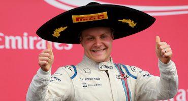 Oficial: Valtteri Bottas será el sustituto de Nico Rosberg en Mercedes