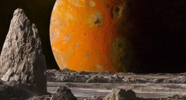 Estos modelos nos dan una idea de como se verían otros planetas