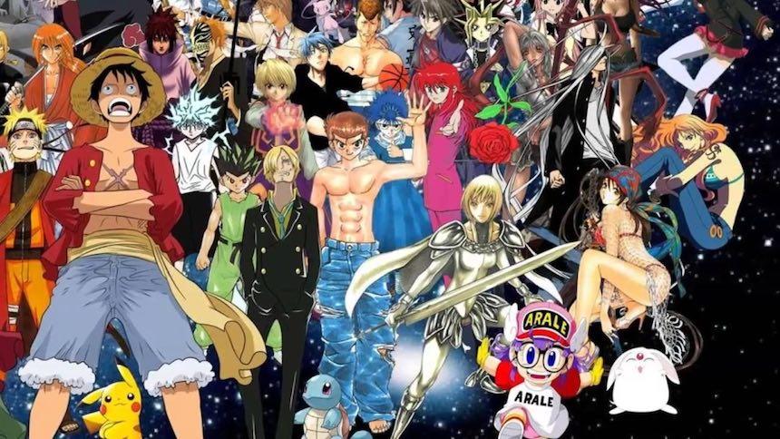 Anime 100 años de historia