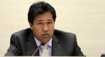 Antonio Lozano, presidente de la Federación de Atletismo ya salió de la cárcel