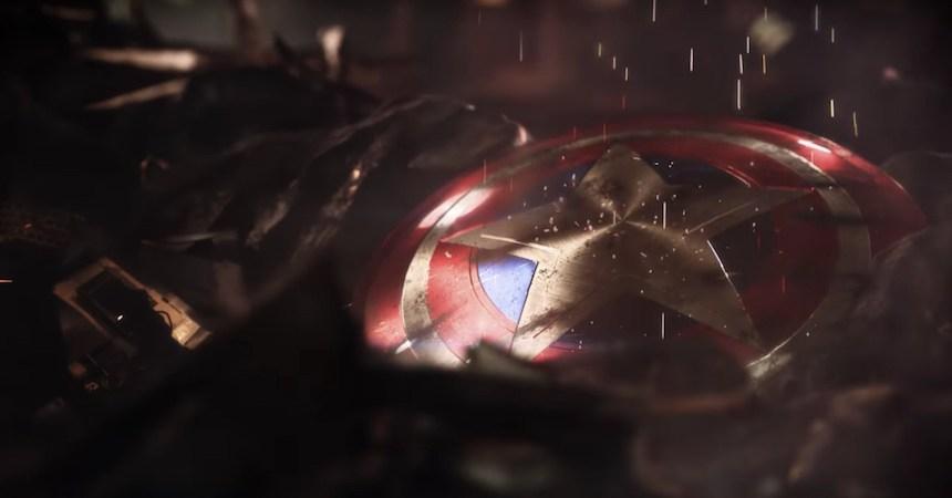 Nuevo trailer de Avengers por Square Enix