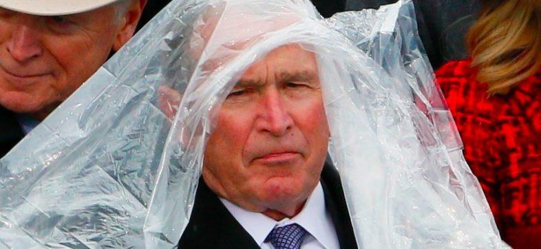 El fail de George Bush