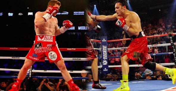 ¡Boom! se confirma la pelea entre 'Canelo' Álvarez y Julio César Chavez Jr