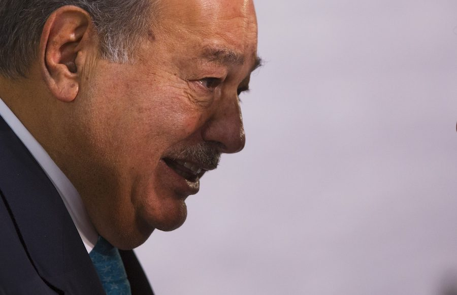 Slim busca retirarse en este sexenio y ayudar al país: López Obrador