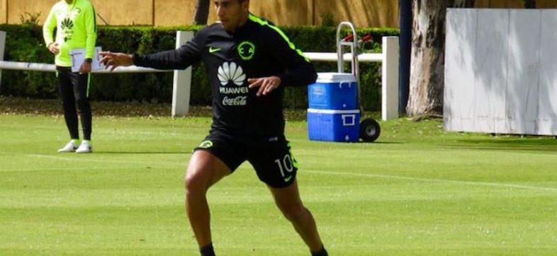 Cecilio Domínguez con América
