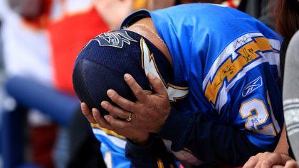 Los Chargers han perdido más de 40 mil fans desde la mudanza