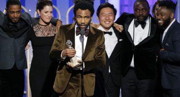 Donald Glover (Childish Gambino) triunfa en los Globos de Oro