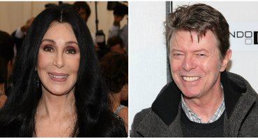 Recordamos el día que David Bowie cantó a dueto con Cher en su show