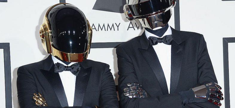 Daft Punk tocará en los Grammy 2017