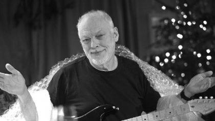 Conozcan la efectiva forma con la que David Gilmour sobrevivió al 2016